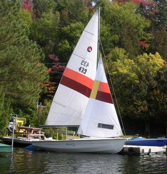 Small Sailboats With Cabin 1925 Traditional Danish Gaff