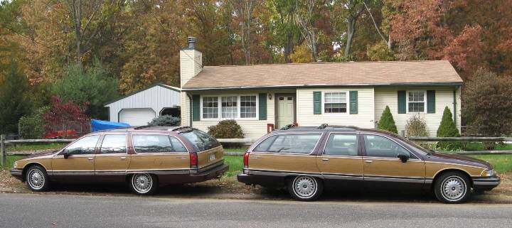 Used 1996 Buick Roadmaster Wagon Pricing - For Sale   Edmunds