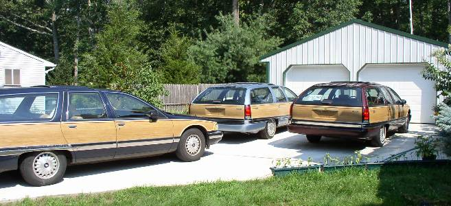 1996 Buick Roadmaster Estate Wagon. Roadmaster Estate Wagon #3