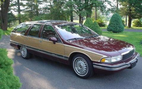 1992 Buick Roadmaster Estate Wagon Reviews