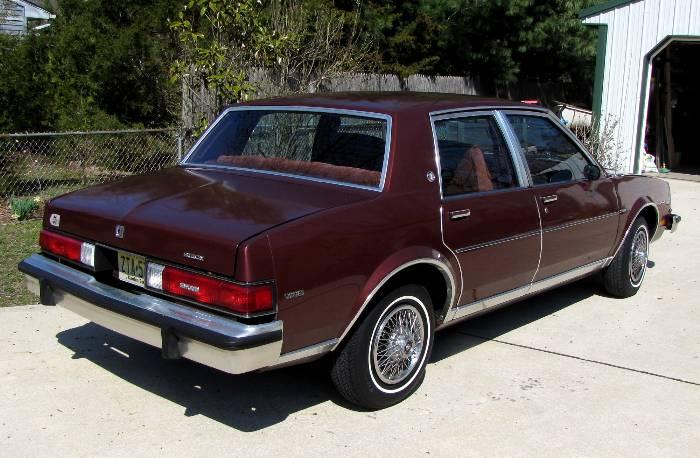 1982 Buick Skylark