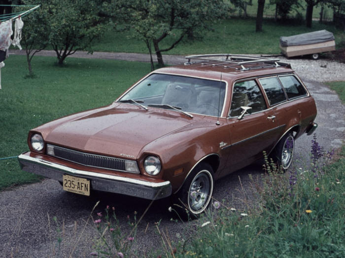 Station wagons i bought a 1974 pinto without the woody look and exported it to europe where it drew a lot of attention europeans considered it a luxury car publicscrutiny Images